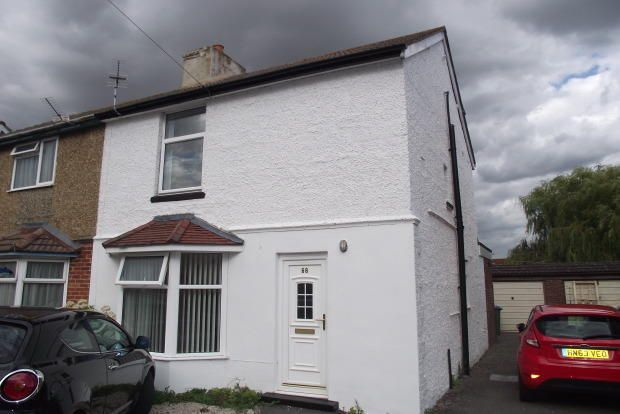 Thumbnail Semi-detached house to rent in Laburnum Road, Fareham