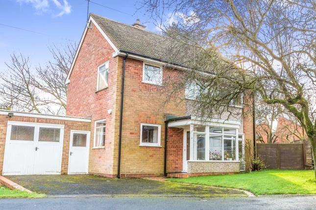 Thumbnail Detached house for sale in Corvedale Road, Birmingham, West Midlands
