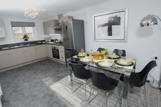 Thumbnail Detached house for sale in Kings Manor, Coningsby