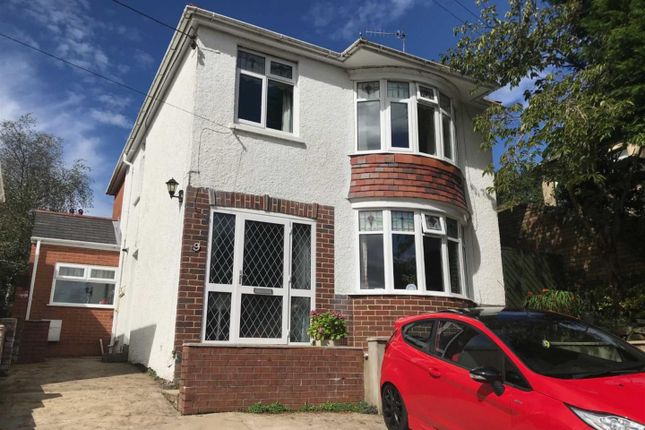Thumbnail Detached house for sale in View Road, Clydach, Swansea