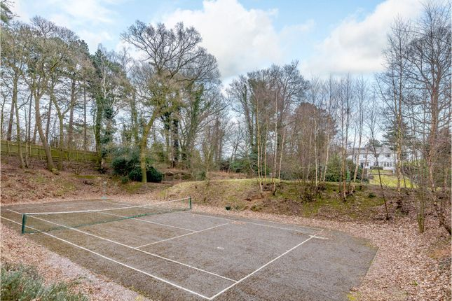 Tennis Court of Delamere Road, Norley WA6