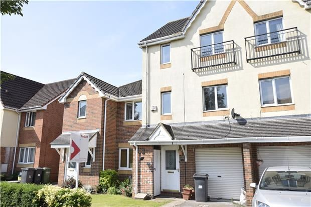 Thumbnail Terraced house to rent in Johnson Road, Emersons Green, Bristol