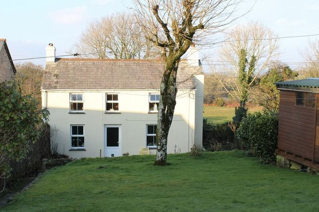 Thumbnail Detached house for sale in St. Austell