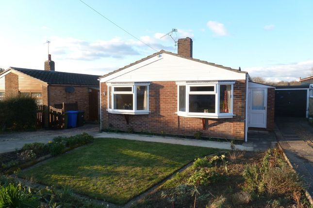 Thumbnail Detached bungalow to rent in Glenwood Drive, Worlingham, Beccles