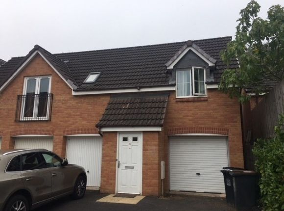 Thumbnail Flat to rent in Chervil Close, Near Keele, Newcastle - Under - Lyme