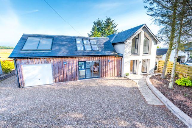 Thumbnail Detached house for sale in Craigo, Montrose