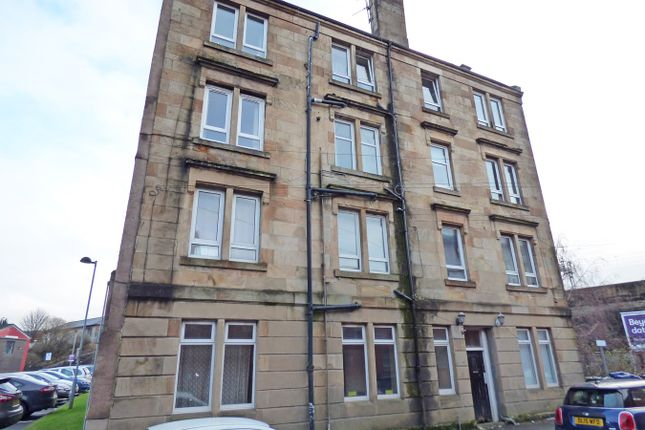 Thumbnail Block of flats for sale in Brick Lane, Paisley