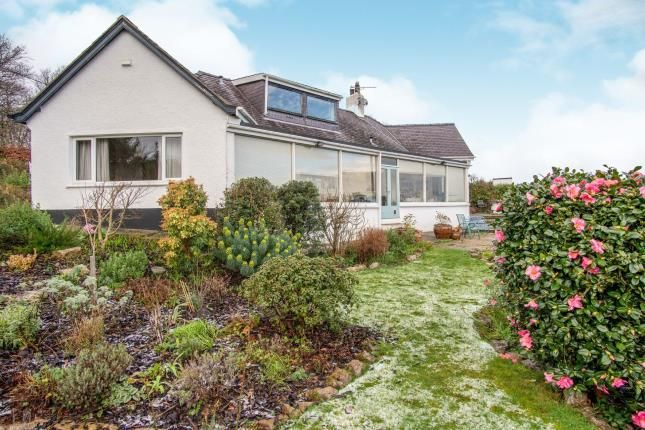 Thumbnail Bungalow for sale in Cadnant Road, Menai Bridge, Anglesey, North Wales