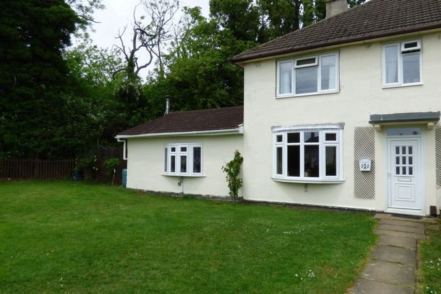 Thumbnail Semi-detached house for sale in Bringhurst Road, New Parks