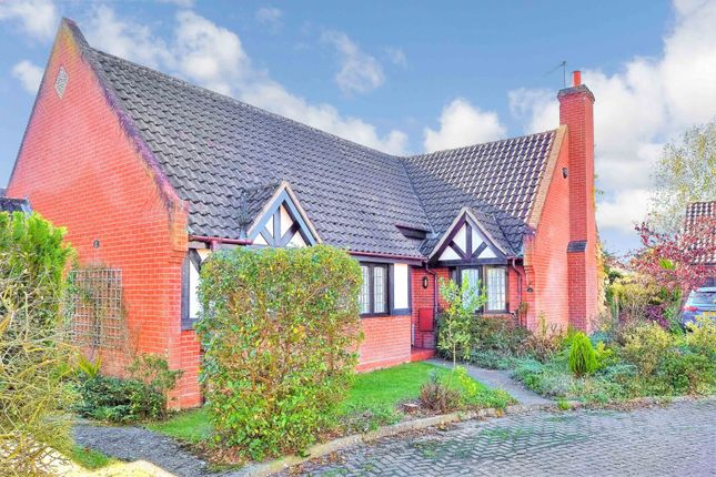 Thumbnail Detached bungalow for sale in Abbot Road, Norwich