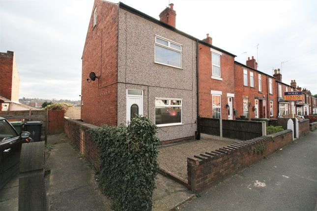 Alexandra Road West, Chesterfield S40