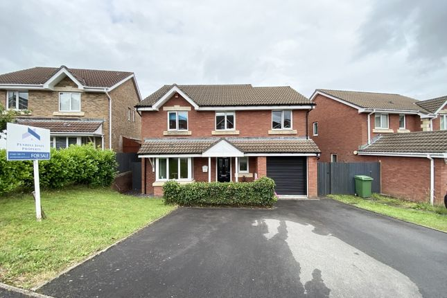 Thumbnail Detached house for sale in Potters Field, Aberdare, Mid Glamorgan