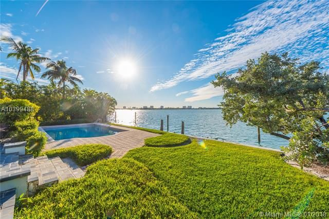Thumbnail Property for sale in 10130 W Broadview Dr, Bay Harbor Islands, Fl, 33154