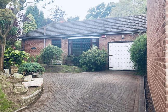 Thumbnail Bungalow for sale in Lindrosa Road, Streetly, Sutton Coldfeld