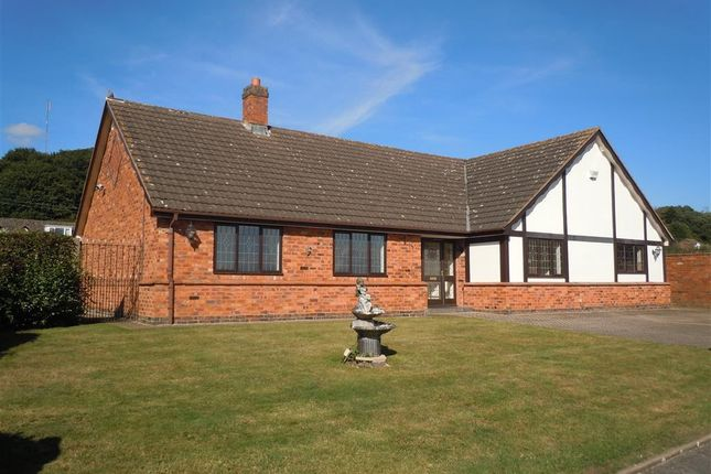 Thumbnail Detached bungalow to rent in School Lane, Hints, Tamworth