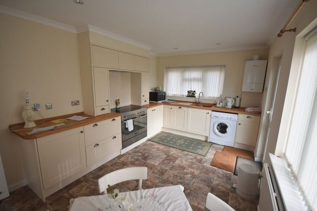 Thumbnail Bungalow for sale in St. Anthonys Drive, Wick, Bristol