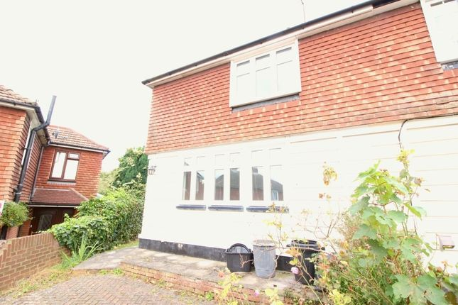 Thumbnail Semi-detached house to rent in Becketts Close, Orpington