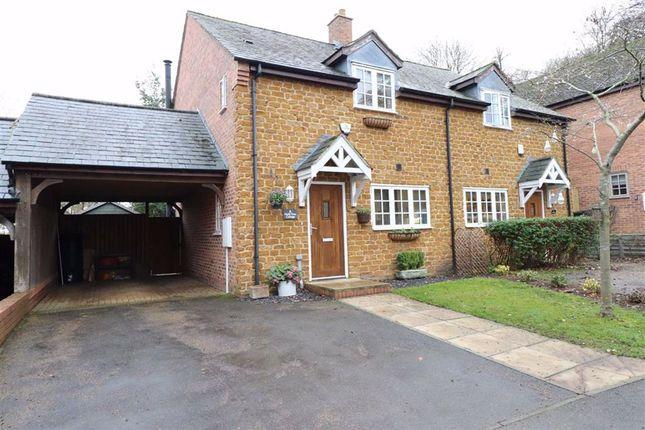 3 bed semi-detached house for sale in Neaton Lane, Guilsborough, Northampton NN6