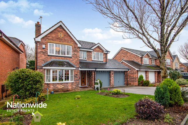 4 bed detached house to rent in Ashfield Rise, Claughton-On-Brock, Preston PR3