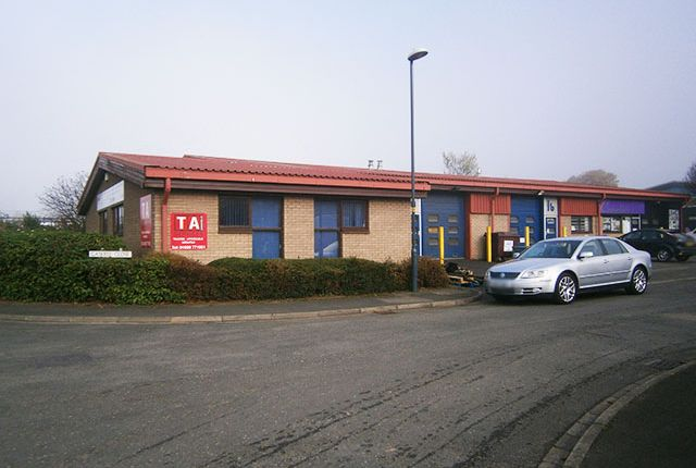Thumbnail Light industrial for sale in Standard Way Business Park, Northallerton