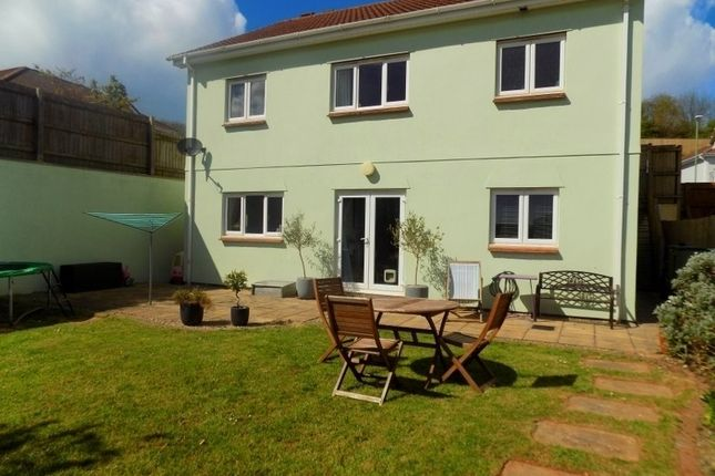 Thumbnail Detached house to rent in Montserrat Rise, Torquay