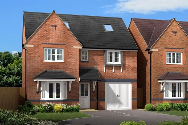 """Thumbnail Detached house for sale in """"Somerfield"""" at Squinter Pip Way, Bowbrook, Shrewsbury"""