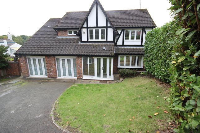 Thumbnail Detached house to rent in Falconwood Chase, Worsley