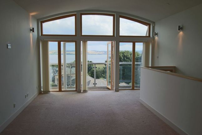 Thumbnail Town house for sale in Perth Road, Dundee