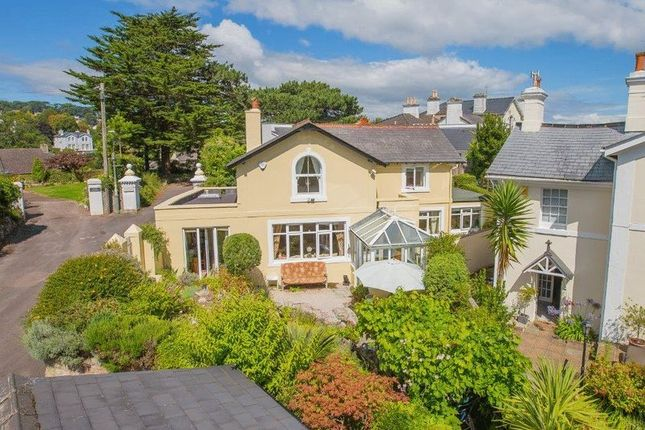 Thumbnail Detached house for sale in Kents Road, Torquay
