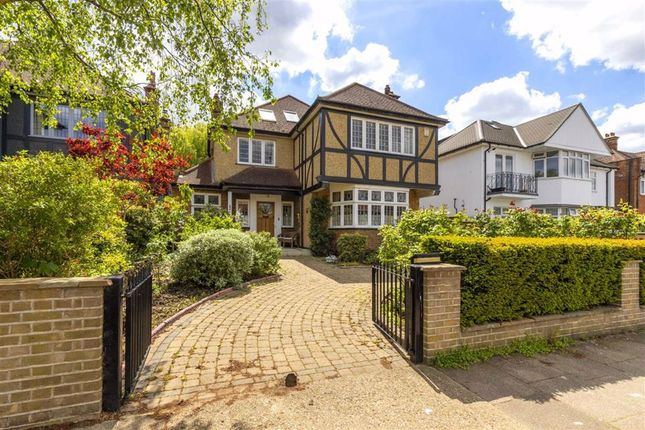 Thumbnail Detached house for sale in Chatsworth Road, Mapesbury, London