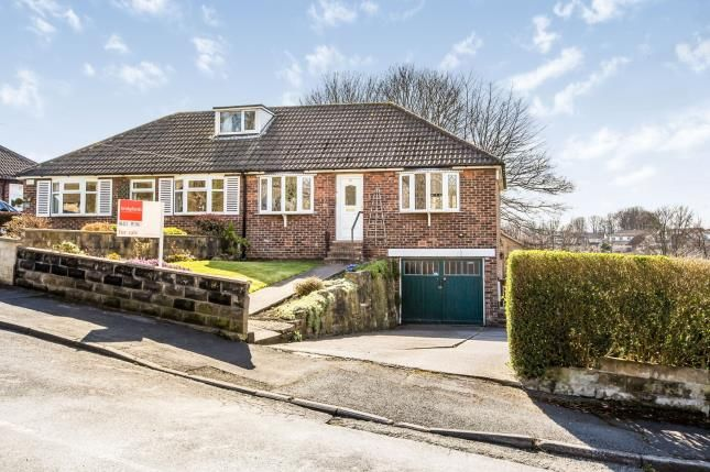 Thumbnail Bungalow for sale in Orchard Road, Huddersfield, West Yorkshire