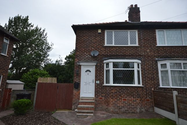 Thumbnail Semi-detached house to rent in Chatsworth Road, Cheadle Hulme, Cheadle