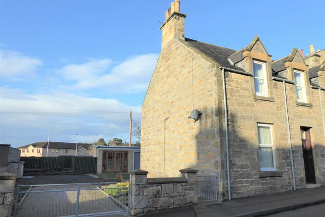 Thumbnail Semi-detached house for sale in South Guildry Street, Elgin