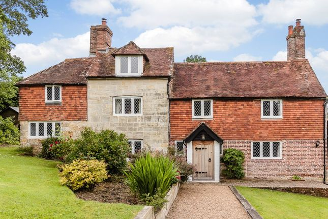 Thumbnail Country house for sale in Rushlake Green, East Sussex