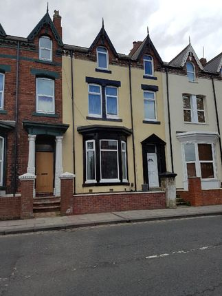 Thumbnail Terraced house to rent in Stockton Road, Hartlepool