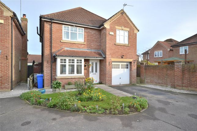 Thumbnail Detached house for sale in Cromwell Road, Hedon