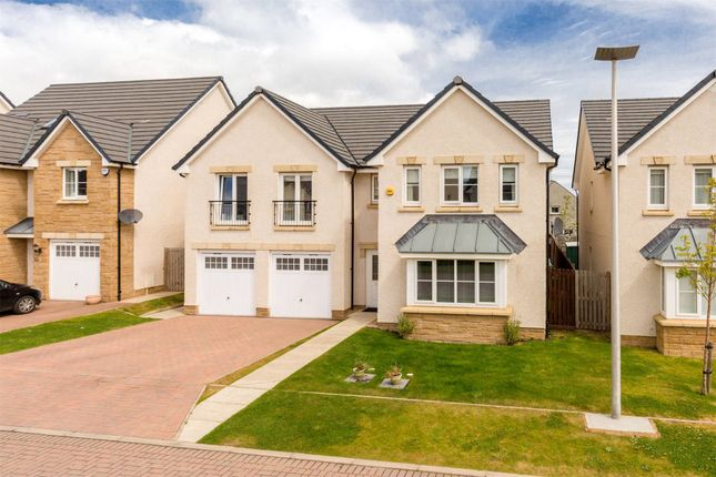 Thumbnail Detached house for sale in South Chesters Avenue, Bonnyrigg, Midlothian