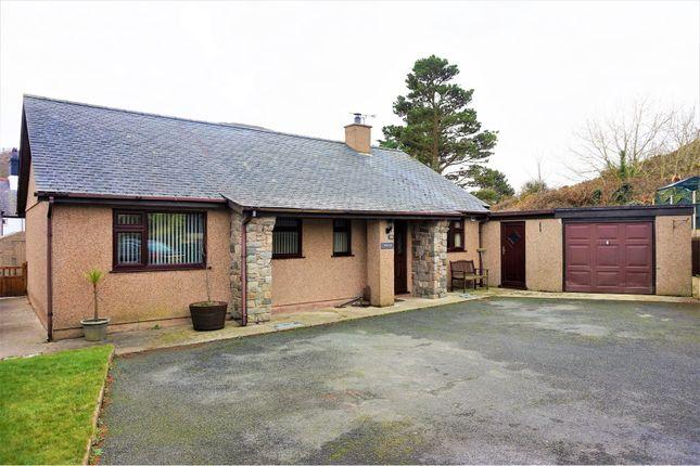 Thumbnail Detached bungalow for sale in Ffordd Iorwerth, Nefyn