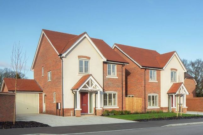 """Thumbnail Detached house for sale in """"The Larfield"""" at St. Legers Way, Riseley, Reading"""