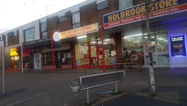 Thumbnail Retail premises to let in Bentley Court, Houldsworth Crescent, Holbrooks, Coventry