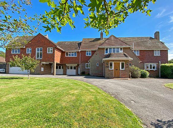 Thumbnail Detached house for sale in 28 Kingsway, Craigweil Private Estate, Bognor Regis