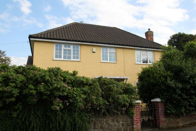 Thumbnail Detached house for sale in The Paddocks, Uphill, Weston-Super-Mare