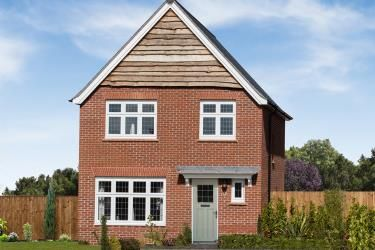 Thumbnail Detached house for sale in Amington Links, Eagle Drive, Amington, Tamworth, Staffs