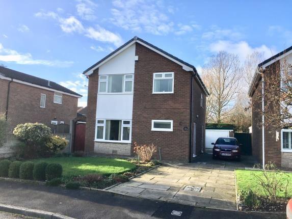 Thumbnail Detached house for sale in Barnacre Close, Lancaster, Lancashire