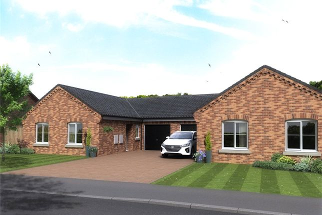 Thumbnail Semi-detached bungalow for sale in Plot 4, The Cricketers, Holt Road, Horsford
