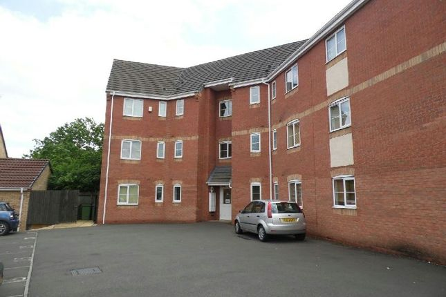 2 bed flat to rent in Spinney Close, Thorpe Astley, Leicester LE3