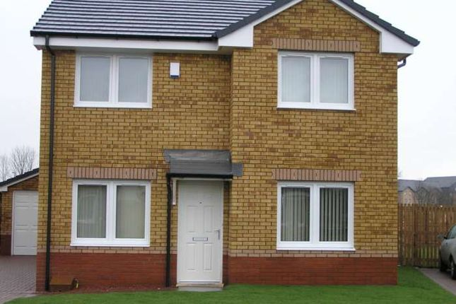 Thumbnail Detached house to rent in Osprey Crescent, Paisley