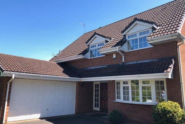 Thumbnail Detached house to rent in Redmoor Gardens, Penn, Wolverhampton