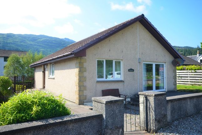 Thumbnail Detached bungalow for sale in Stonycroft, Hall Road, Lochgoilhead, Argyll And Bute