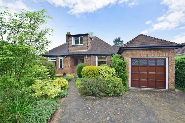 Thumbnail Bungalow for sale in Hollywood Lane, West Kingsdown, Sevenoaks, Kent